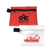 10 Piece Hand Sanitizer First Aid Kit in Zipper Pouch