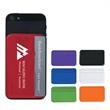 Econo Card Holder - Econo card holder, adheres to the back of your phone.