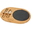 Fromagio Bamboo/Slate Cheese Set - Fromagio Bamboo/Slate Cheese Set
