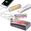 Econo Mobile Charger With Four Color Process - Mobile charger with Grade A lithium battery.