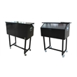 95L rolling bar top cooler