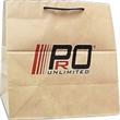 """Natural Kraft Euro Rope Handle Bag - Natural Kraft Euro Rope Handle Bag. 12"""" width x 7"""" x 12"""" height."""