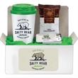 Coffee Lovers Kit 1 - Coffee lovers kit with 16 oz. coffee cup, sugar free mints and fresh ground coffee.
