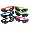 7026 kids - Childrens neon wrap around sunglass