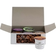 6 Piece Coffee Pod Gift Box - 6 Piece Coffee Pods in White Gift Box. Kosher certified. For single serve coffee brewers.