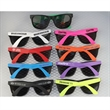 SunGlasses - Adult rubber frame sunglasses with UV lens.
