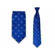 Polyester wet dyed custom logo youth neck tie - Polyester wet dyed custom logo youth neck tie