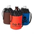 Brewski Growler Beer Jug Cooler - Growler beer jug cooler with insulated bottom and sides.