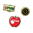 Magnetic Lapel/Tie Pins - Magnetic lapel/tie pin is brass colored.