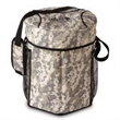 Ice River Seat Cooler Digital Camo - 18 can capacity cooler with camouflage design that doubles as a portable seat.