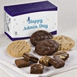 Admin Day Treasure Cookie & Morsel Combo - Cookies and brownies pair to create the perfect combination Admin gift.
