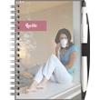 NEW! ClearValue (TM) - JotterPad w/ PenPort & Cougar Pen