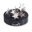 Starsky - Star magnetic clip holder, 6 clips with a magnetic base.