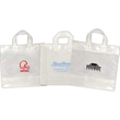 Soft-Loop Handle Bag- Security Bag - Soft loop handle bag features clear 2.5 mil low-density polyethylene; security bag