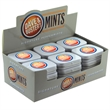 Mint Tin With Breath Mints and Fresheners - Peppermints