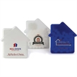 House Shaped Mint Card - House shaped mint card.