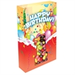 Customizable No. 1 Box Packaging with Jelly Beans Candy - Jelly Beans candy in custom die cut No. 1 boxes and packaging.