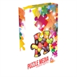 Customizable Puzzle Box Packaging with Jelly Beans Candy - Jelly Beans candy in custom die cut puzzle boxes and packaging.
