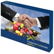 Customizable Key Box Packaging with Jelly Beans Candy - Jelly beans candy in custom key die cut boxes and packaging.