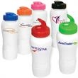PolyCLean (TM) Big Eco-Sipper - Bottle with volume indicators, biodegradable.