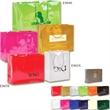Laminated Euro Shopping Bag - Laminated euro shopping bag with heavy gauge laminated paper.