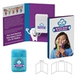 Tek Booklet with Dental Floss