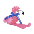 """8"""" Flamingo with ribbon and one color imprint"""