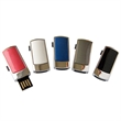 Mini Aluminum & Plastic USB Flash Drive