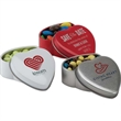Small Heart Shaped Tin - Small heart shaped tin with candy fills available.