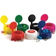Candy Container - Flip top candy container is reusable and can be filled with your choice of filler.