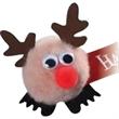 Beige Reindeer Theme Weepul
