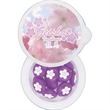 Small 4 Color Cup of Candy - Chewy Sprees - This small cup is filled with printed Chewy Sprees