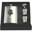 Stainless Steel Flask Gift Set - Stainless Steel Flask Gift Set