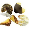 Chocolate Dipped or Drizzled Fortune Cookie - Chocolate dipped or drizzled fortune cookies individually wrapped.