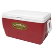 Igloo Family 52 Cooler (Diablo Red) - 52 quart, 83 cans family cooler.