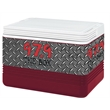 Igloo Legend 12 Can Cooler (Diablo Red) - 9 quarts, 12 cans can cooler.