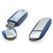 32GB Stick USB Flash Drive - 32GB USB 2.0 flash drive made from ABS plastic and aluminum.