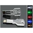 Crystal Key USB Flash Drive