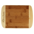 "8"" Two-Tone Cutting Board - Two-Tone cutting board with contrasting border."
