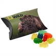 Pillow Box Promo Pack with Gummy Bears Candy