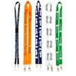 "3/4"" Double Ended Polyester Lanyard"