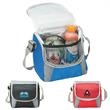 6-Can Cooler / Lunch Bag - 6-can capacity cooler / lunch bag with PEVA lining and carry strap.