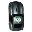 "Full Size Sports Car Optical Mouse w/ Headlights (4.50""x2.00"