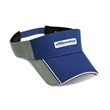 MV3 Performance Revolution Visor - Custom visor with performance wicking mesh fabric.