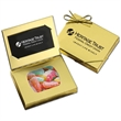 Gold Credit Card Gift Box with Sour Patch Kids