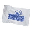 "11"" x 18"" White Rally Towel - 11"" x 18"" White Rally Towel."