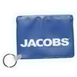 Waterproof Pouch with Key Ring - Translucent