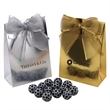 Chocolate Soccer Balls  in a Stand Up Gift Box with Bow