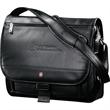 Wenger (R) Executive Leather Compu-Saddle Bag