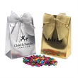 Chocolate Sunflower Seeds in a Stand Up Gift Box with Bow